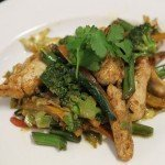 Chinese Chicken And Vegetable Stir Fry