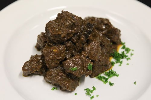 Cape Malay Style Beef Curry