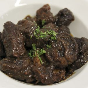 Cape Malay Mutton Curry