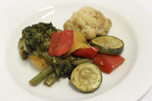 Roast Mediterranean Vegetables